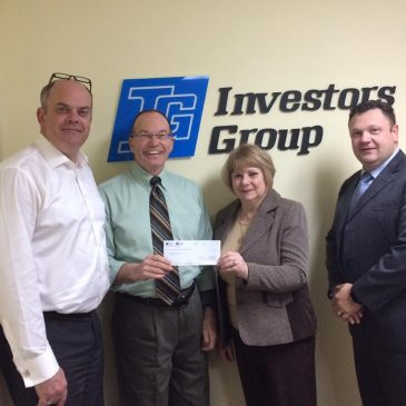 Investors Group Donations